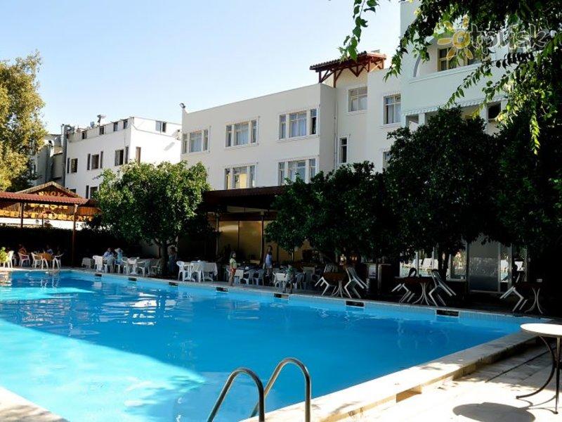 Отель Korient Hotel 3* Кемер Турция
