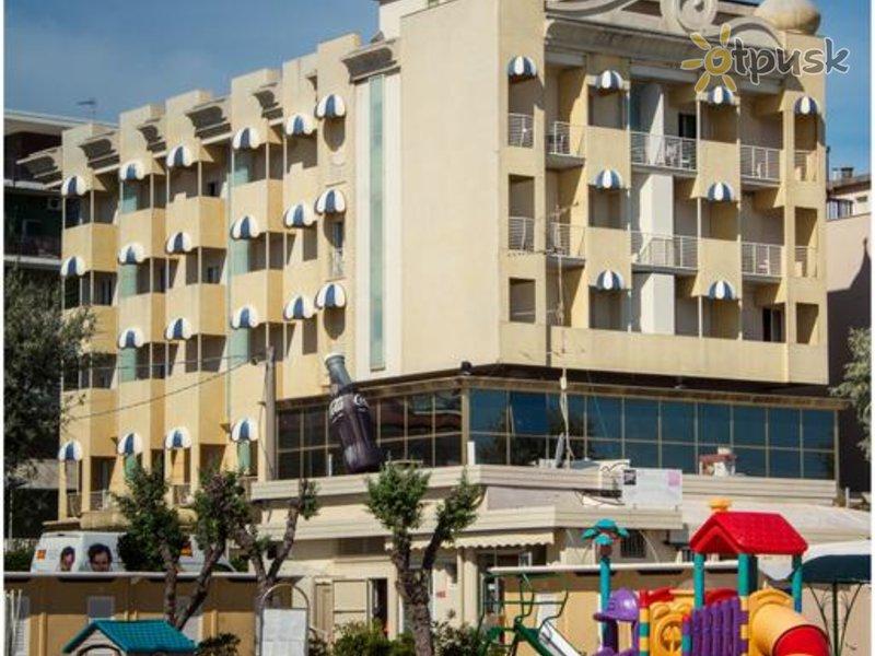 Отель Ambienthotels Panoramic 3* Римини Италия