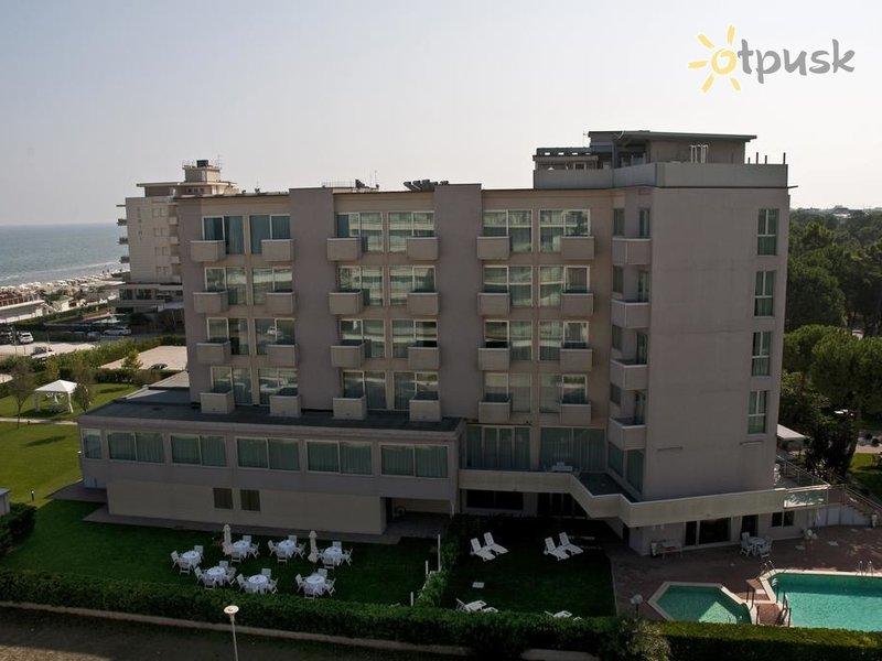 Отель Embassy & Boston Hotel 4* Римини Италия
