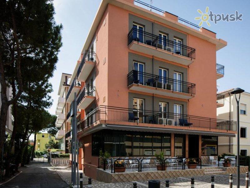 Отель Scarlet Hotel 3* Римини Италия