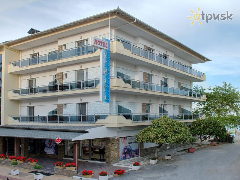Отель Bomo Kymata Hotel 3* Пиерия (Паралия Катерини) Греция