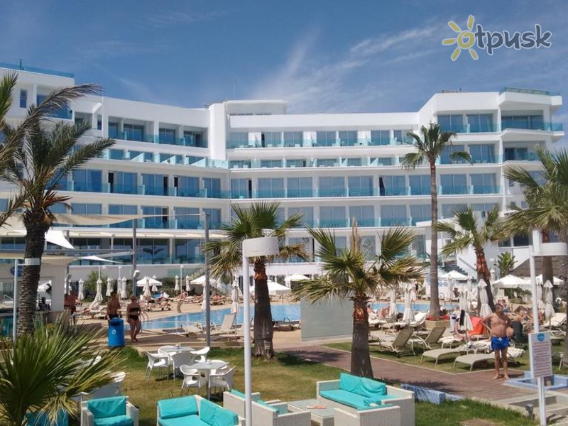 Отель Vrissaki Beach Hotel 3* Протарас Кипр