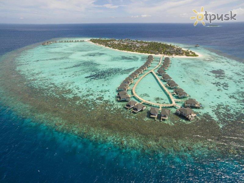 Отель Amari Havodda Maldives 5* Гаафу Даалу Атолл Мальдивы