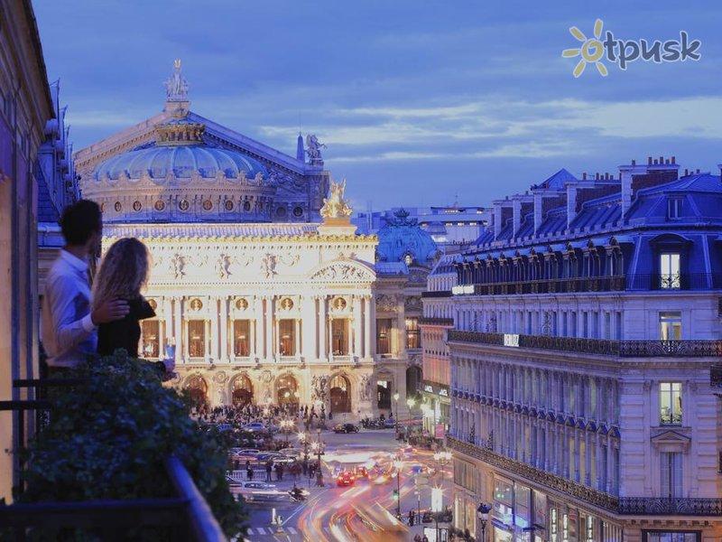 Отель Edouard 7 4* Париж Франция