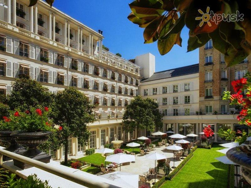 Отель Le Bristol Paris 5* Париж Франция