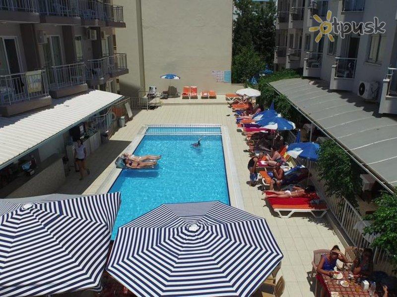 Отель Kleopatra Melissa Hotel 3* Алания Турция