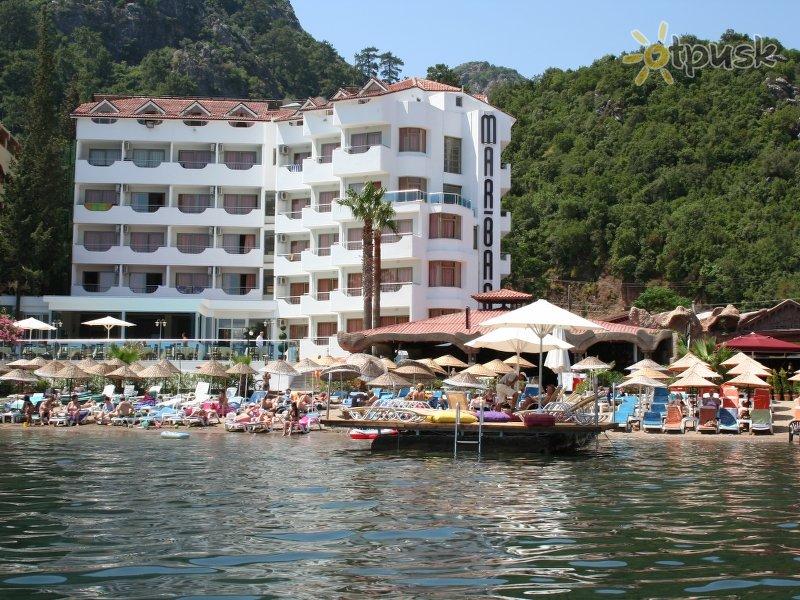 Отель Mar-bas Hotel (Marbas) 3* Мармарис Турция