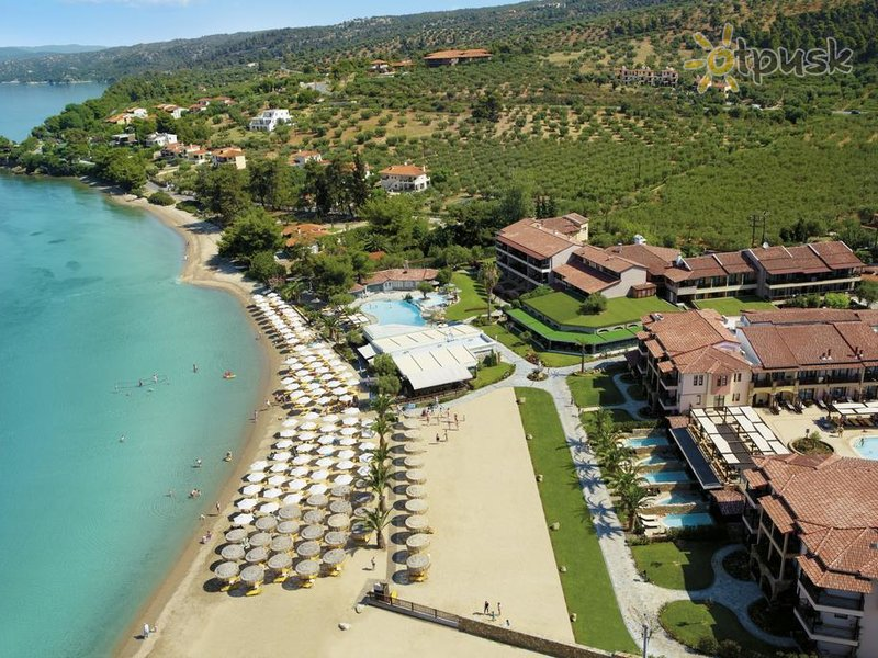 Отель Anthemus Sea Beach Hotel & Spa 5* Халкидики – Ситония Греция