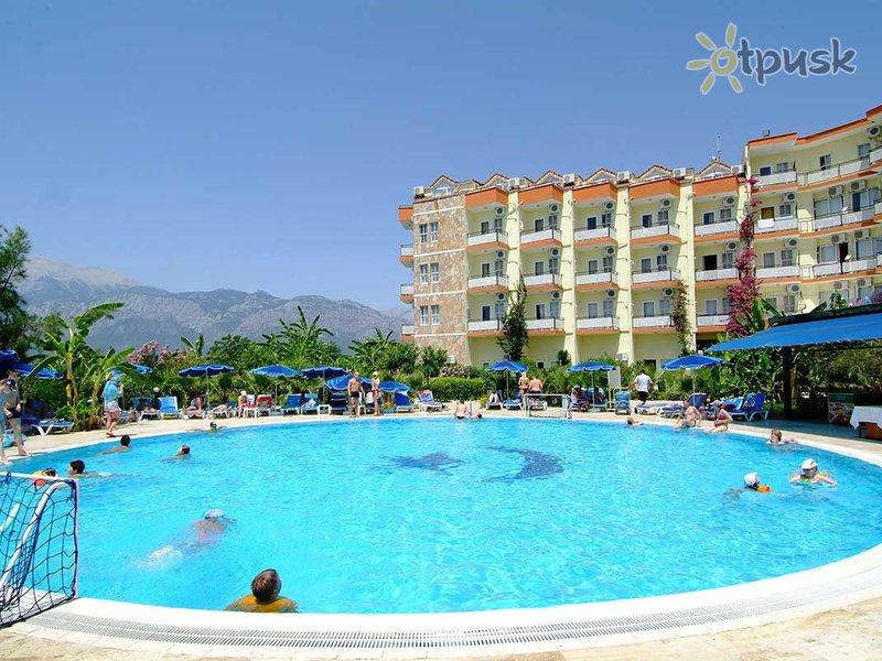Отель Kiris Rose Hotel 4* Кемер Турция