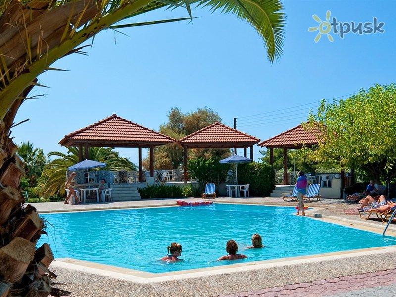 Отель Gortyna Hotel 3* о. Крит – Ретимно Греция