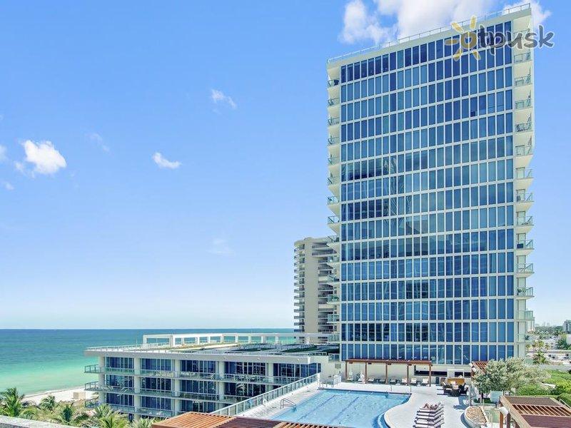 Отель Carillon Miami Wellness Resort 5* Майами США