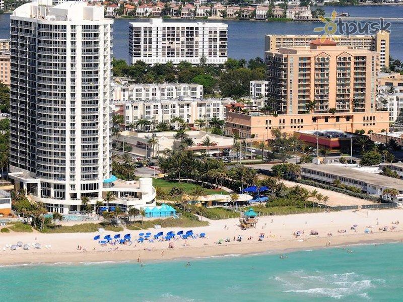 Отель DoubleTree Resort & Spa by Hilton Hotel Ocean Point — North Miami Beach 3* Майами США