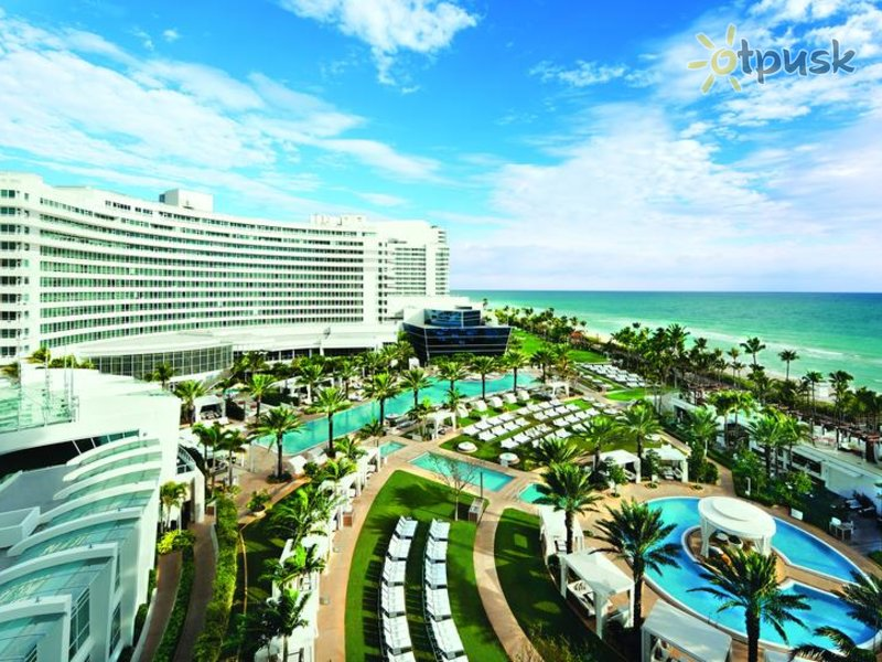 Отель Fontainebleau Miami Beach 5* Майами США