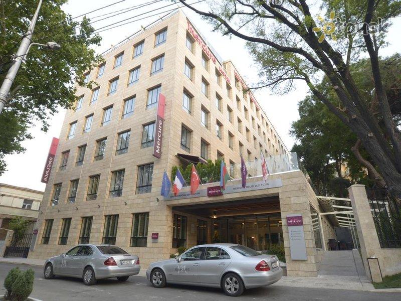 Отель Mercure Tbilisi Old Town 4* Тбилиси Грузия