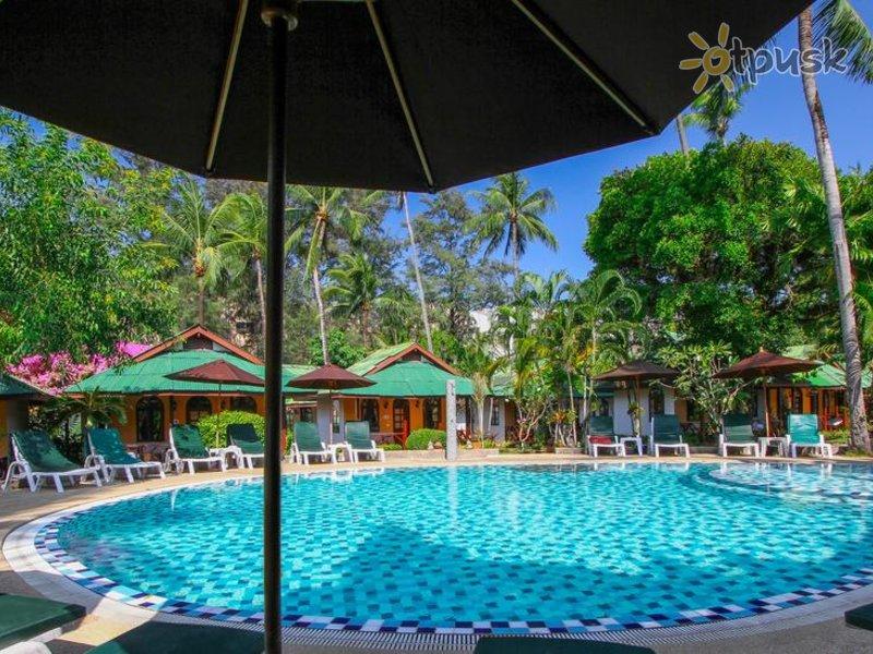 Отель Eden Bungalow Resort 3* о. Пхукет Таиланд