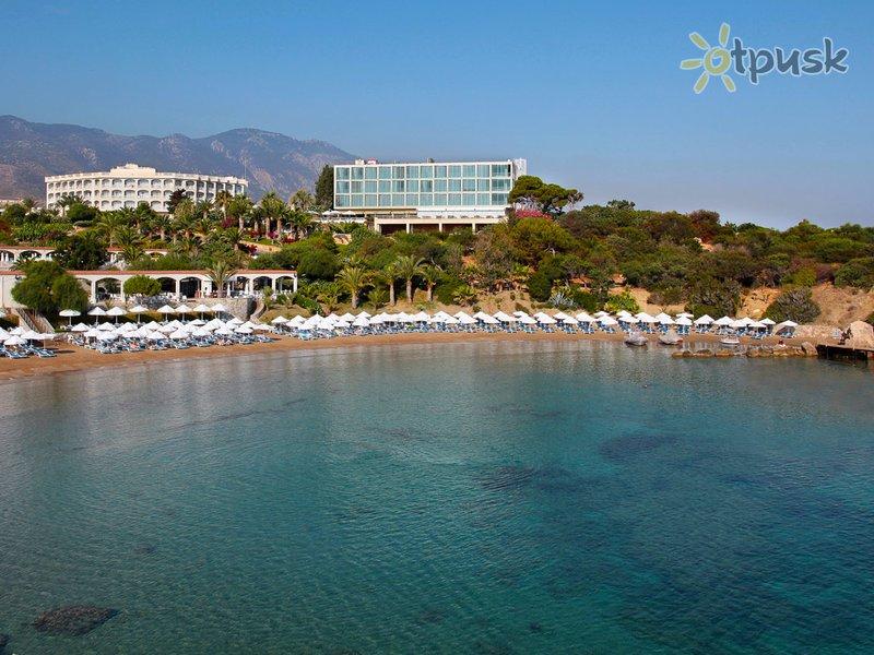 Отель Denizkizi & Denizkizi Royal Hotel 4* Кириния Кипр