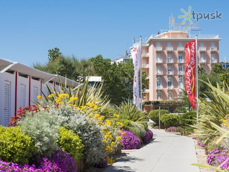 Отель Milton Hotel Rimini 4* Римини Италия