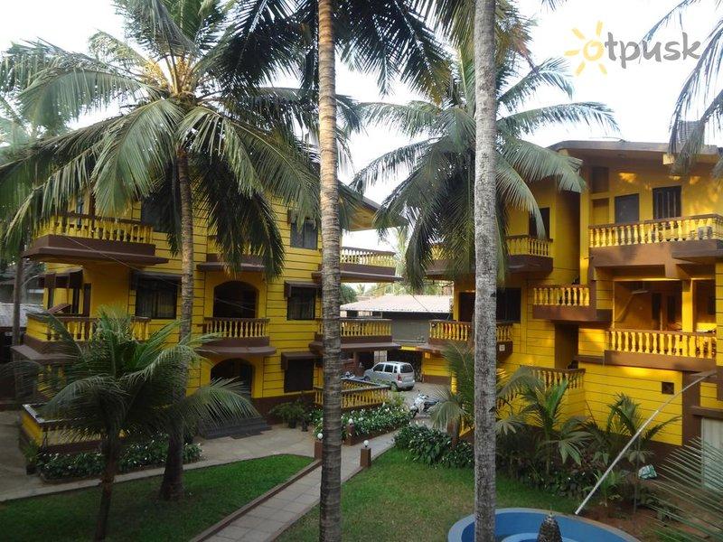 Отель Aurita Holiday Homes 2* Северный Гоа Индия