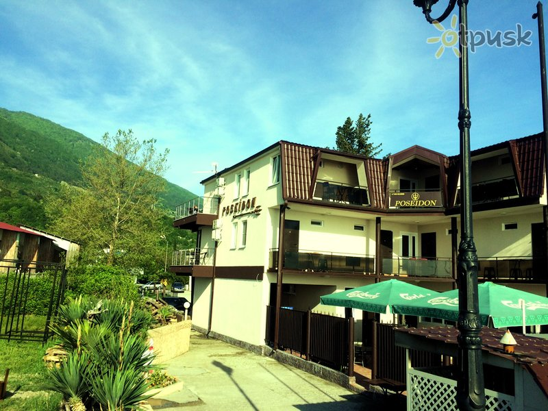 Отель Poseidon Hotel Club 3* Гагра Абхазия