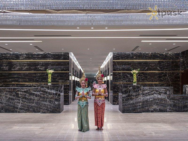 Отель Centara Grand Hotel Doha 5* Доха Катар