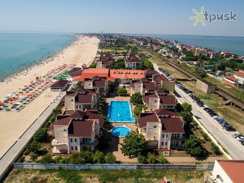 Отель Вероника 3* Затока Украина