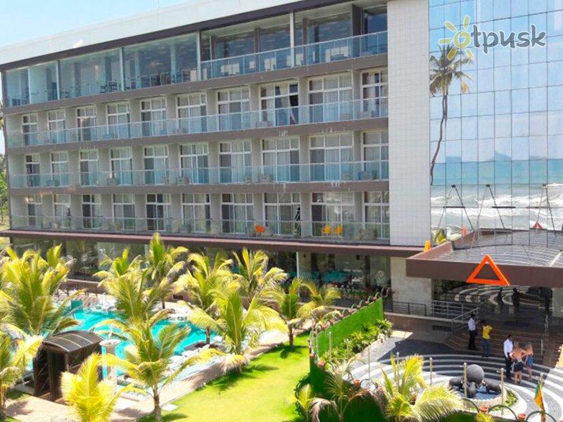 Отель Ocean Queen Hotel 4* Ваддува Шри-Ланка