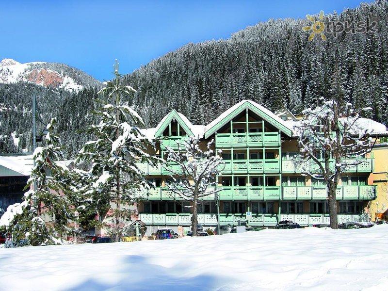 Отель Schloss Hotel & Club Dolomiti 4* Канацея Италия