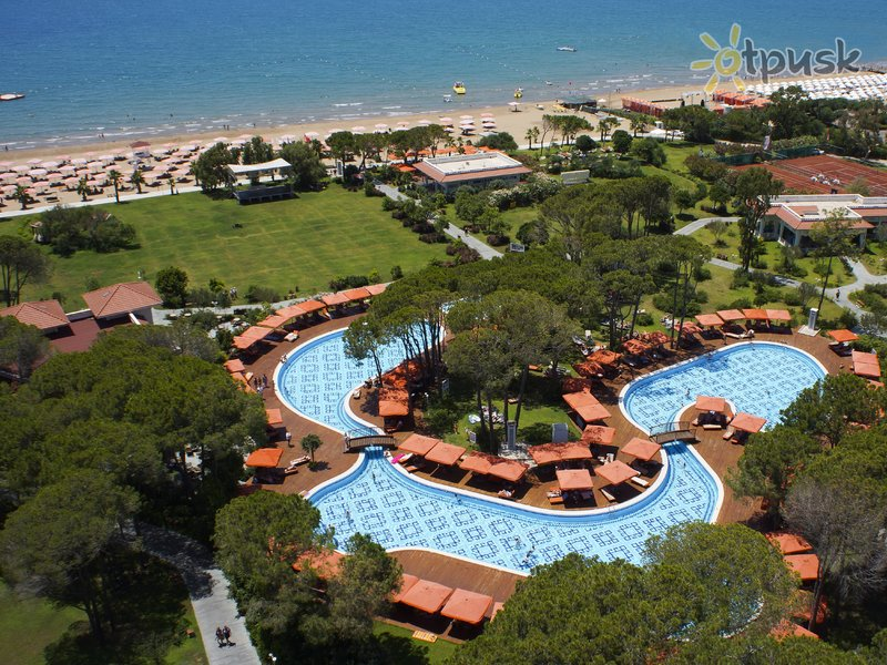 Отель Ali Bey Resort Sorgun 5* Сиде Турция