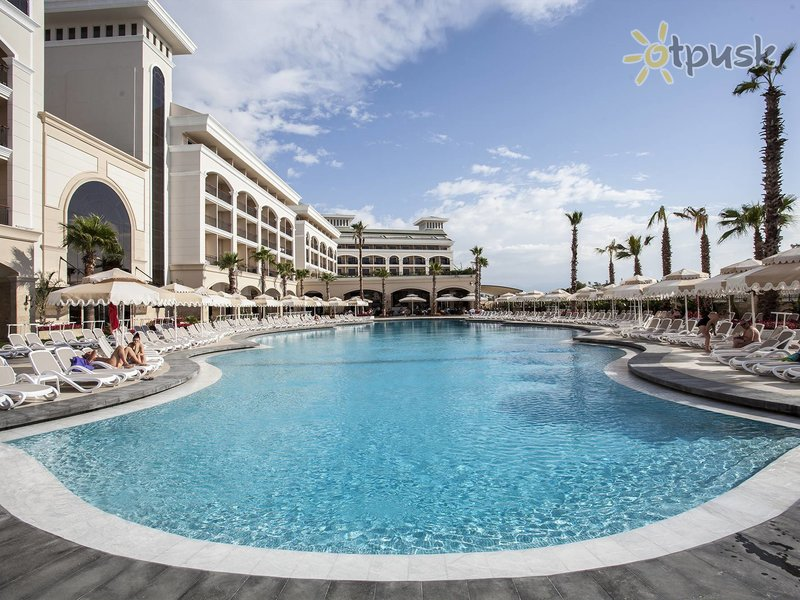 Отель Alva Donna Exclusive Hotel & Spa 5* Белек Турция
