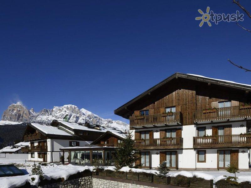 Отель Faloria Mountain Spa Resort 4* Кортина д'Ампеццо Италия
