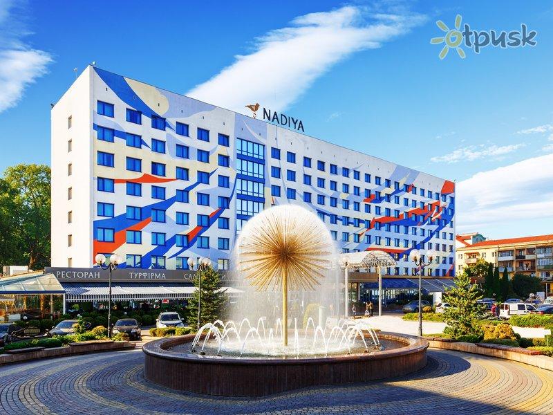 Отель Надія 3* Ивано-Франковск Украина