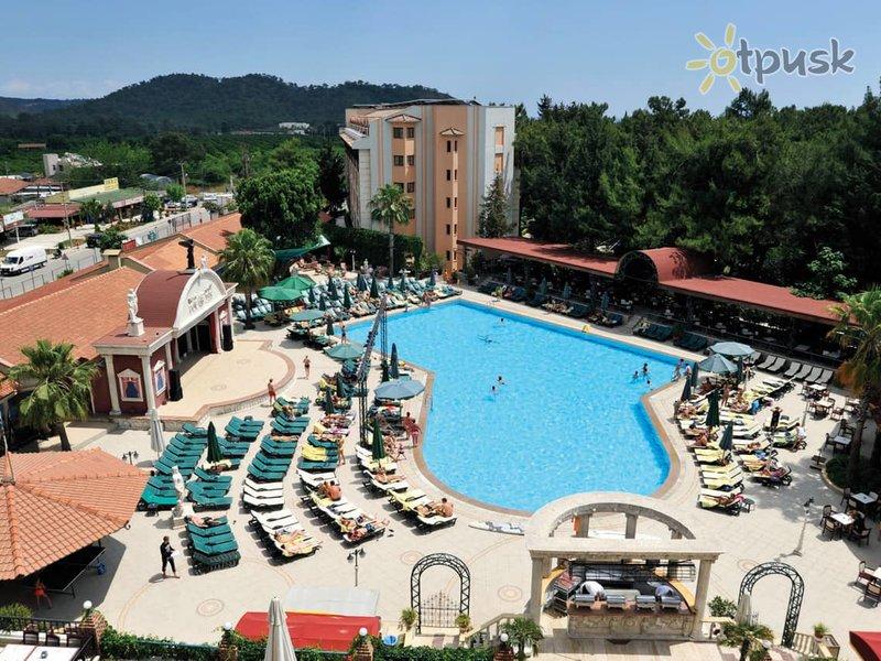 Отель Armas Kaplan Paradise 5* Кемер Турция