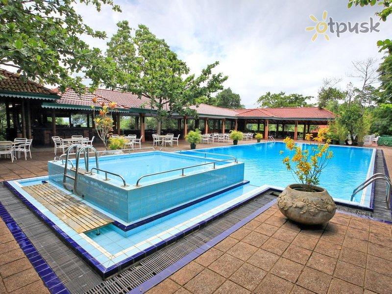 Отель Tree Of Life 4* Канди Шри-Ланка