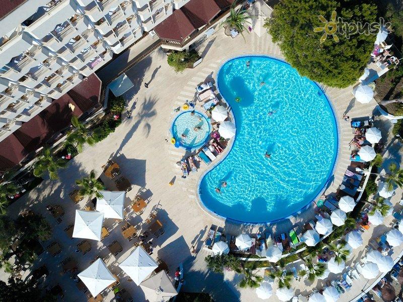 Отель Anitas Beach Hotel 4* Алания Турция