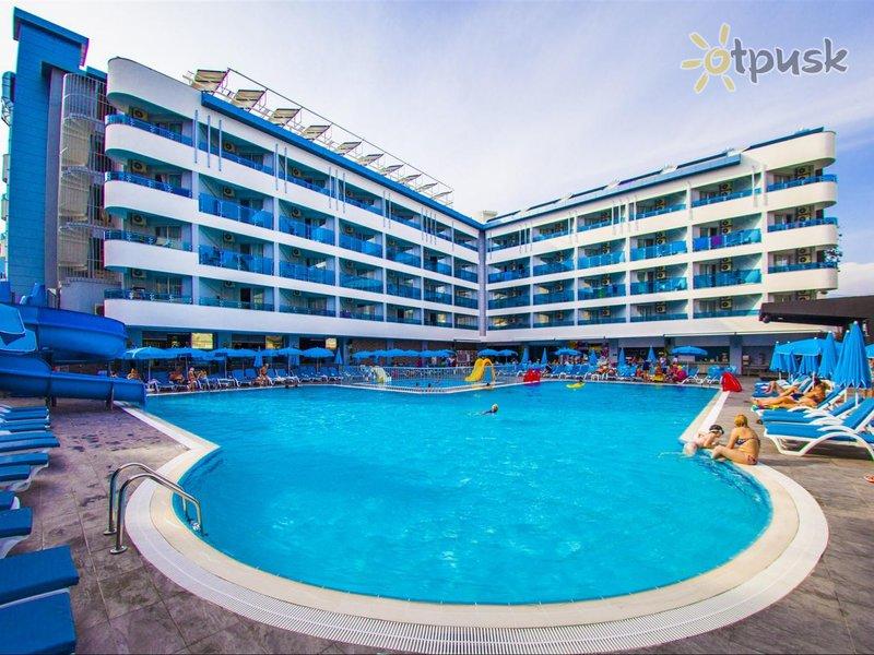 Отель Avena Resort & Spa Hotel 4* Алания Турция