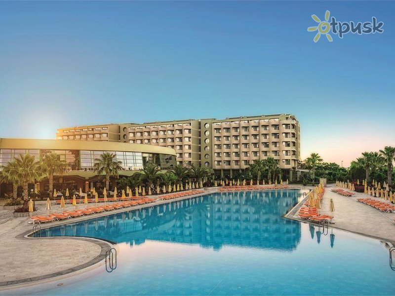 Отель Vonresort Golden Coast Hotel 5* Сиде Турция