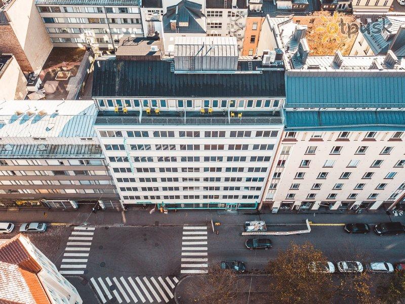 Отель Forenom Aparthotel Helsinki City 3* Хельсинки Финляндия