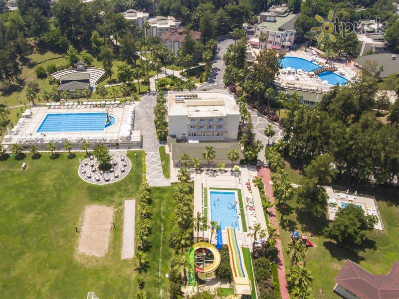 Отель Club Hotel Sidelya hv2 Сиде Турция