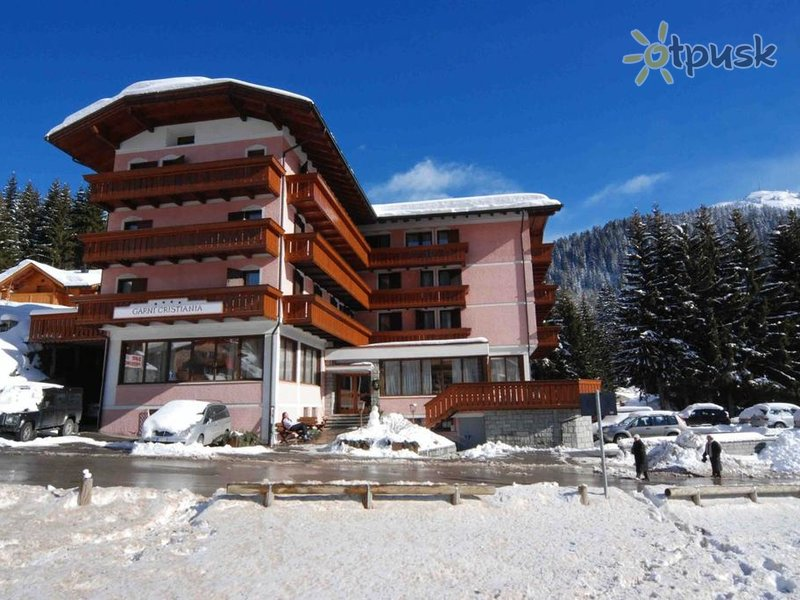 Отель Cristiania Garni 4* Мадонна ди Кампильо Италия