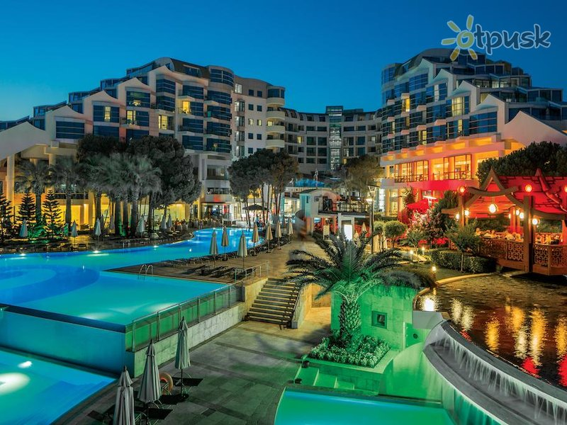 Отель Cornelia De Luxe Resort 5* Белек Турция