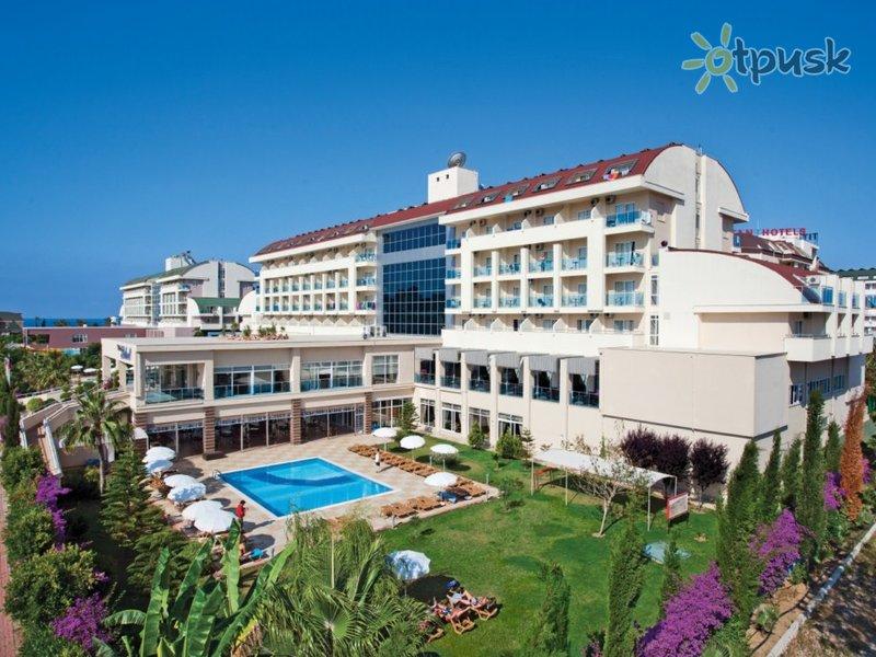 Отель Titan Select Hotel 5* Алания Турция