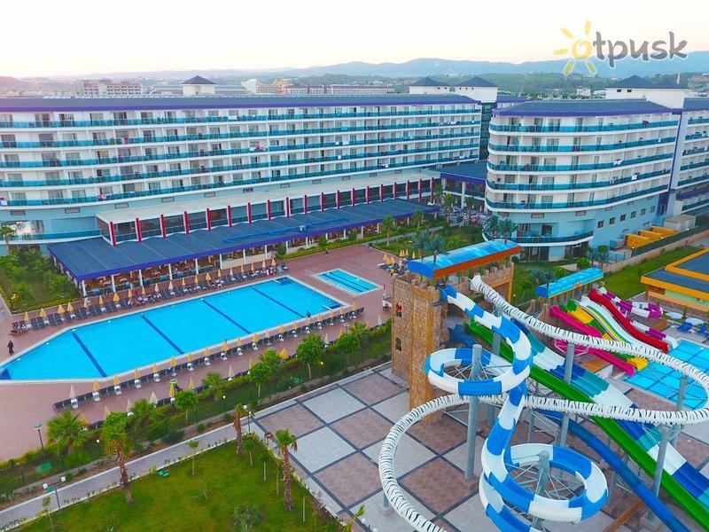 Отель Eftalia Marin Hotel 5* Алания Турция