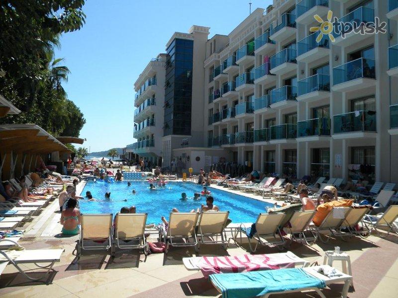 Отель Emre Hotel 4* Мармарис Турция