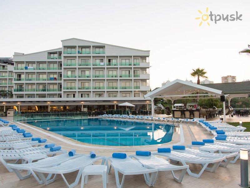Отель Falcon Club Hotel 4* Анталия Турция