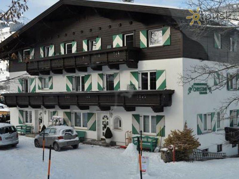 Отель Christine Appartement 3* Кицбюэль Австрия