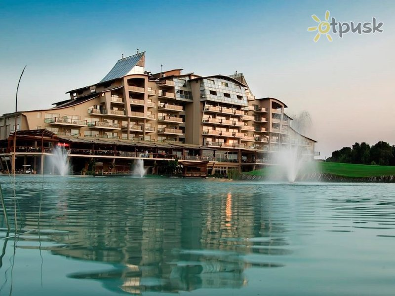 Отель Sueno Hotels Golf Belek 5* Белек Турция