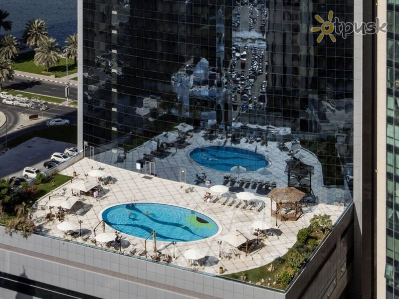 Отель Corniche Hotel Sharjah 5* Шарджа ОАЭ