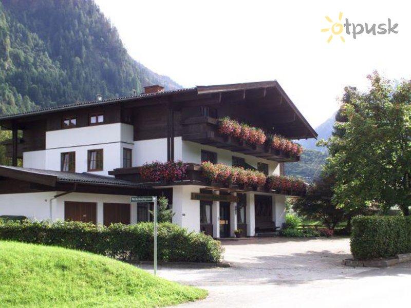Отель Appartement Muhle 3* Капрун Австрия