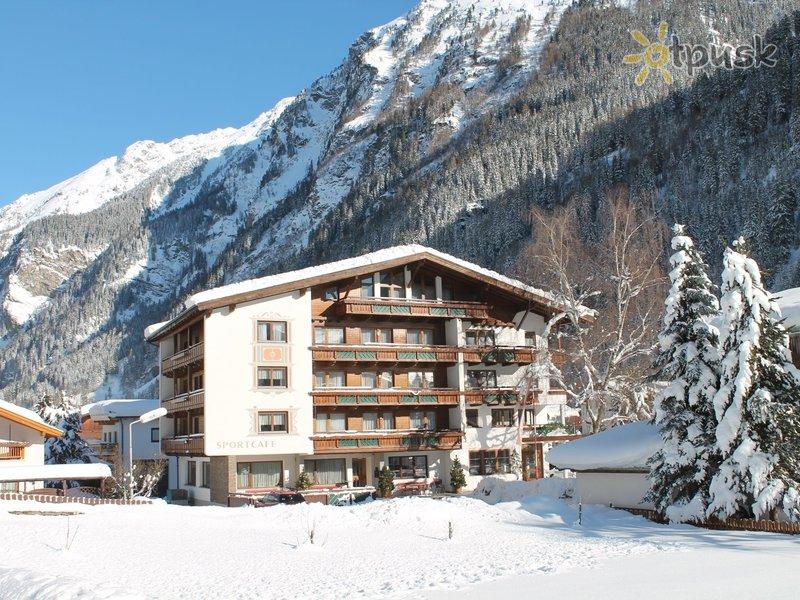 Отель Kaunertaler Hof Hotel 3* Серфаус Австрия