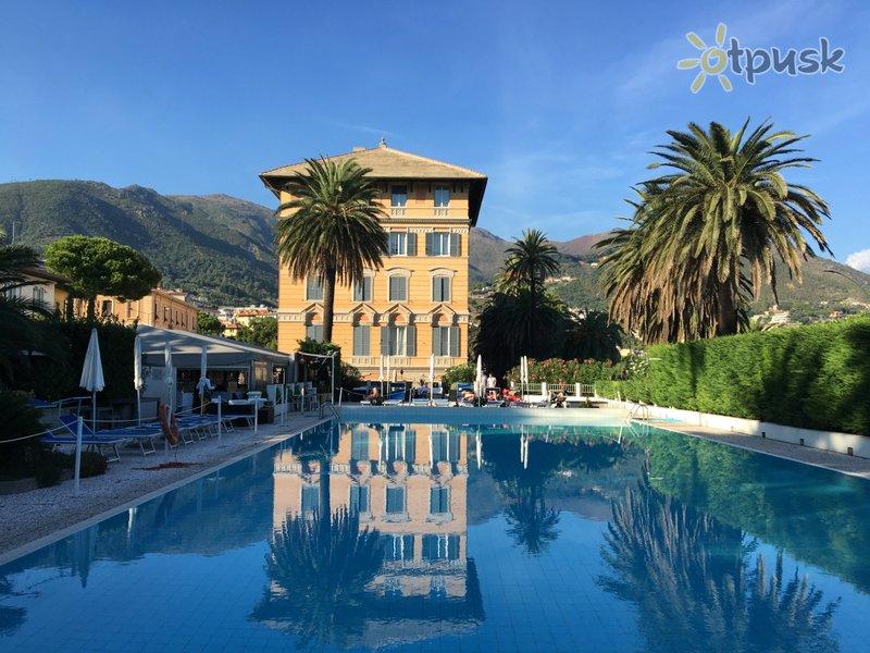 Отель Grand Hotel Arenzano 4* Лигурийское побережье Италия